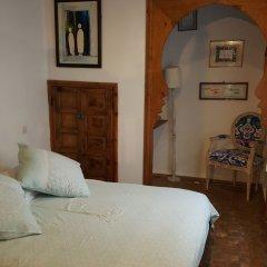 Отель Dar Mayssane Марокко, Рабат - отзывы, цены и фото номеров - забронировать отель Dar Mayssane онлайн комната для гостей фото 5