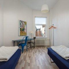 Отель City Sleep-In - Hostel Дания, Орхус - отзывы, цены и фото номеров - забронировать отель City Sleep-In - Hostel онлайн комната для гостей фото 5