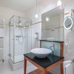Отель ROSENVILLA Зальцбург ванная
