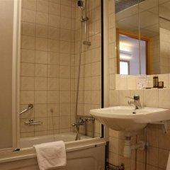 Отель First Hotel Ideon Gästeri Швеция, Исследовательский парк Идеон - отзывы, цены и фото номеров - забронировать отель First Hotel Ideon Gästeri онлайн ванная