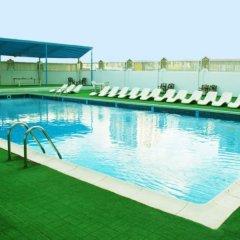 Отель Al Bustan Hotel Flats ОАЭ, Шарджа - отзывы, цены и фото номеров - забронировать отель Al Bustan Hotel Flats онлайн с домашними животными