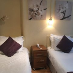 Отель George Hotel Великобритания, Лондон - отзывы, цены и фото номеров - забронировать отель George Hotel онлайн комната для гостей фото 4
