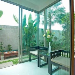 Апартаменты Kamala Chic Apartment балкон