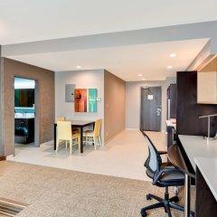 Отель Home2 Suites by Hilton Meridian комната для гостей фото 3