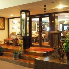 Отель Syama Sukhumvit 20 Бангкок интерьер отеля