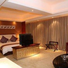 Отель Huahong Hotel Китай, Чжуншань - отзывы, цены и фото номеров - забронировать отель Huahong Hotel онлайн комната для гостей фото 3