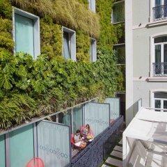 Отель BessaHotel Liberdade Португалия, Лиссабон - 1 отзыв об отеле, цены и фото номеров - забронировать отель BessaHotel Liberdade онлайн балкон