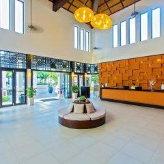 Отель Hoi An Beach Resort интерьер отеля