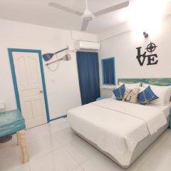 Отель The Aquzz Мальдивы, Мале - отзывы, цены и фото номеров - забронировать отель The Aquzz онлайн комната для гостей фото 3