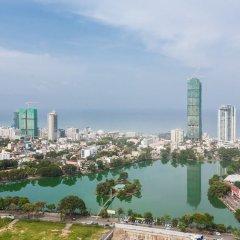 Отель Hilton Colombo Residence пляж