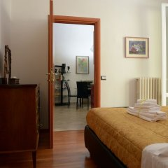 Отель La Terrazza Foscolo - con Parcheggio Флоренция комната для гостей фото 3