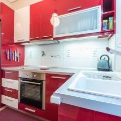 Апартаменты Stylish Koukaki Apartment в номере