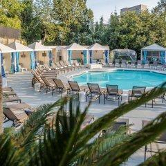 Отель W Los Angeles - West Beverly Hills бассейн