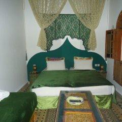 Отель Riad les Idrissides Марокко, Фес - отзывы, цены и фото номеров - забронировать отель Riad les Idrissides онлайн комната для гостей фото 5