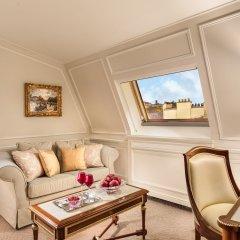 Отель Hôtel Splendide Royal Paris комната для гостей