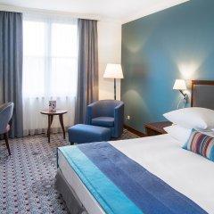 Отель Radisson Blu Hotel, Wroclaw Польша, Вроцлав - 1 отзыв об отеле, цены и фото номеров - забронировать отель Radisson Blu Hotel, Wroclaw онлайн комната для гостей