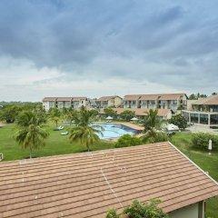 Отель The Calm Resort & Spa пляж фото 2