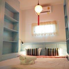 Отель The Luna пляж Май Кхао комната для гостей