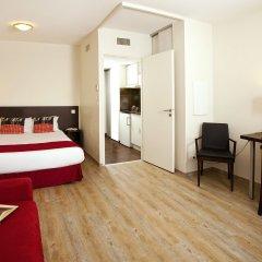 Отель Residhome Toulouse Tolosa Франция, Тулуза - отзывы, цены и фото номеров - забронировать отель Residhome Toulouse Tolosa онлайн комната для гостей фото 5