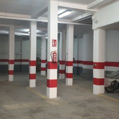 Отель Pension Catedral парковка