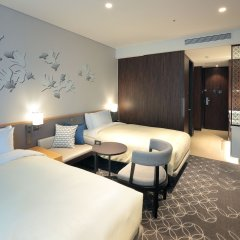 Отель Gracery Seoul Южная Корея, Сеул - отзывы, цены и фото номеров - забронировать отель Gracery Seoul онлайн комната для гостей фото 2