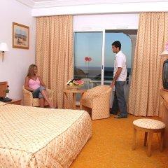 Отель El Mouradi Palm Marina Тунис, Сусс - отзывы, цены и фото номеров - забронировать отель El Mouradi Palm Marina онлайн комната для гостей