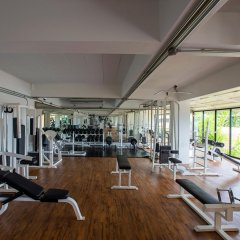 Отель Chanalai Garden Resort, Kata Beach фитнесс-зал