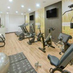 Отель Nh Collection President Милан фитнесс-зал фото 2