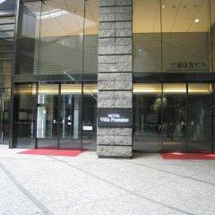 Hotel Villa Fontaine Tokyo-Shiodome парковка