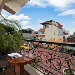 Tu Linh Palace Hotel 2 Ханой балкон