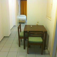 Kassavetis Hotel Aparts удобства в номере