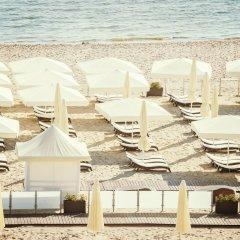 Отель Sofitel Grand Sopot Польша, Сопот - отзывы, цены и фото номеров - забронировать отель Sofitel Grand Sopot онлайн пляж