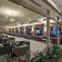 Alba Queen Hotel - All Inclusive Сиде интерьер отеля фото 2