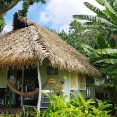 Отель Linareva Moorea Beach Resort Французская Полинезия, Муреа - отзывы, цены и фото номеров - забронировать отель Linareva Moorea Beach Resort онлайн развлечения