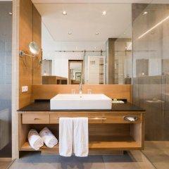 Hotel Eschenlohe Сцена ванная