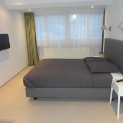 Отель B&B Aquarelle Бельгия, Брюссель - отзывы, цены и фото номеров - забронировать отель B&B Aquarelle онлайн комната для гостей фото 3