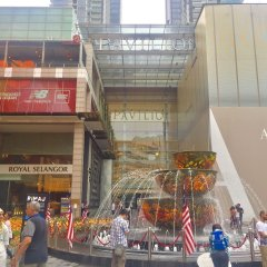 Отель Baral Service Suites Times Square Малайзия, Куала-Лумпур - отзывы, цены и фото номеров - забронировать отель Baral Service Suites Times Square онлайн бассейн