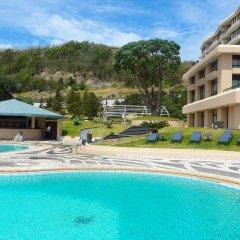Отель Pestana Bahia Praia бассейн