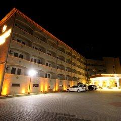 Hotel Yiltok Аванос вид на фасад