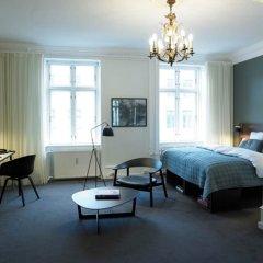 Отель Ibsens Hotel Дания, Копенгаген - отзывы, цены и фото номеров - забронировать отель Ibsens Hotel онлайн комната для гостей фото 5