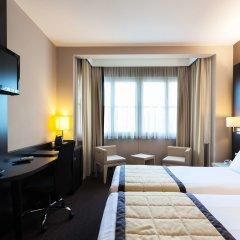 Отель Best Western City Centre Брюссель комната для гостей фото 4