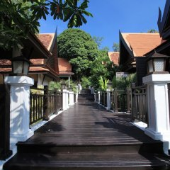 Отель Rawi Warin Resort and Spa фото 8