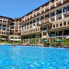 Отель Top Болгария, Свети Влас - отзывы, цены и фото номеров - забронировать отель Top онлайн бассейн фото 2