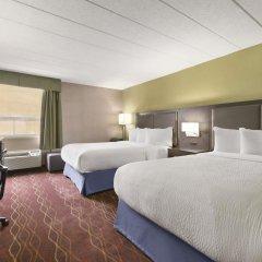 Отель Days Inn - Ottawa Канада, Оттава - отзывы, цены и фото номеров - забронировать отель Days Inn - Ottawa онлайн комната для гостей фото 2