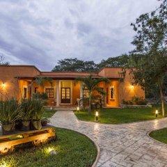 Отель Hacienda Santa Cruz фото 16