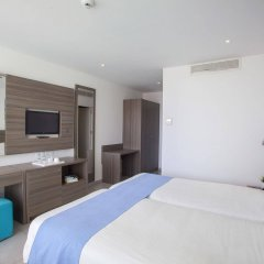 Limanaki Beach Hotel комната для гостей фото 3