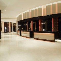 Отель Hilton Tallinn Park интерьер отеля