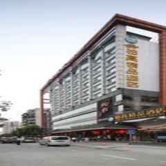 Paco Business Hotel Jiangtai Metro Station Branch парковка