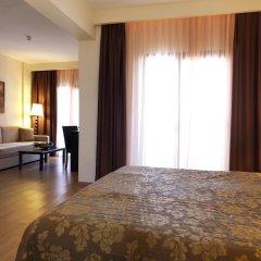 Отель Blue Bay комната для гостей фото 3