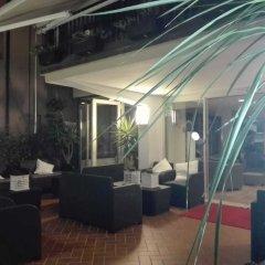 Hotel Baden Baden Римини интерьер отеля
